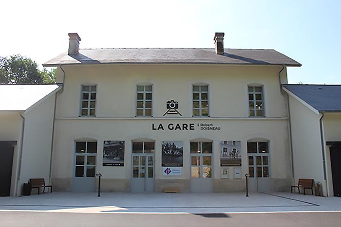 Journées du patrimoine 2019 - Visite de la Gare Robert Doisneau