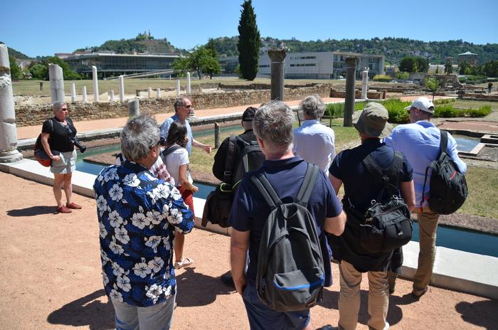Journées du patrimoine 2020 - Visites commentées du site archéologique : regards d'archéologues