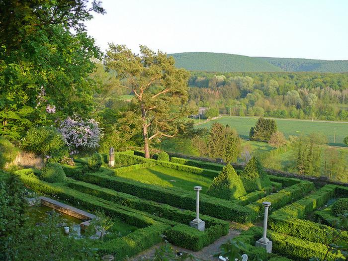 Journées du patrimoine 2019 - Visite guidée des ruines du Château de Hierges et ses jardins