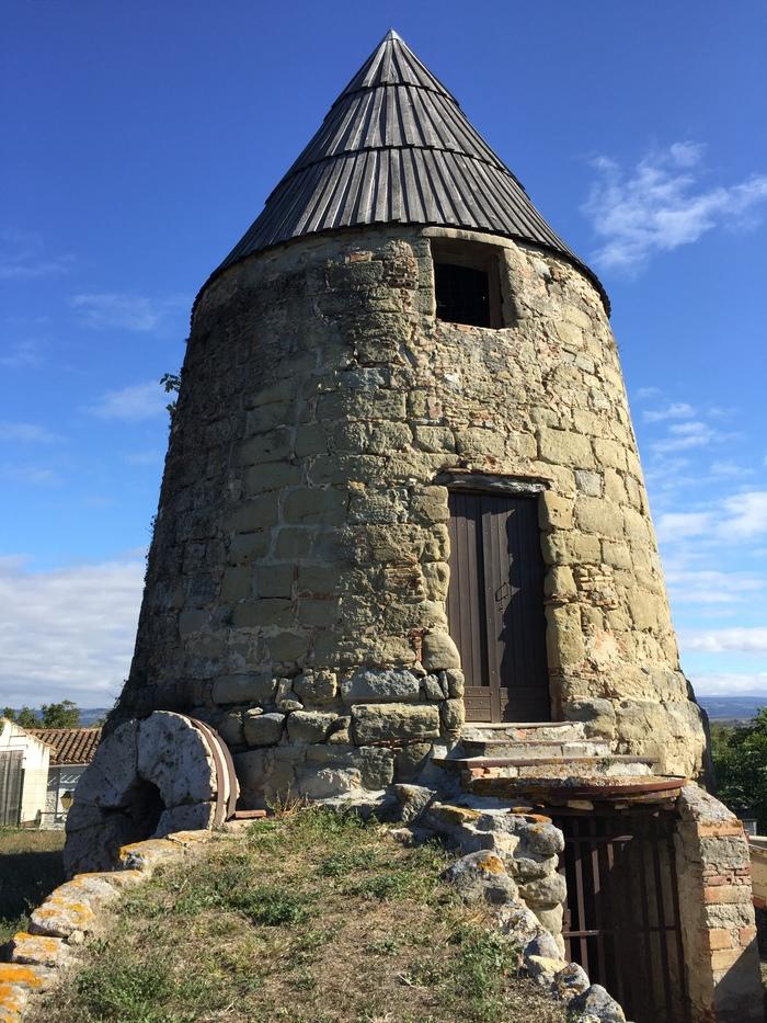 Journées du patrimoine 2019 - Visite libre des moulins de Pexiora