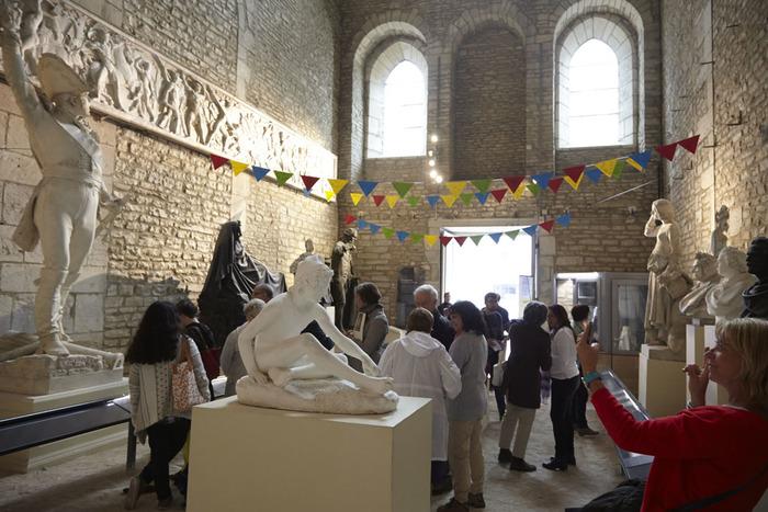 Journées du patrimoine 2019 - Activités ludiques au musée Rude