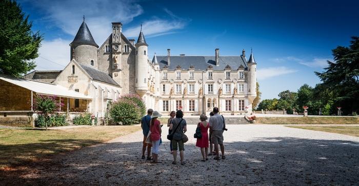 Journées du patrimoine 2020 - Château de Terre Neuve