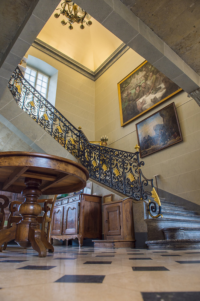 Journées du patrimoine 2019 - Château de Pierre-de-Bresse