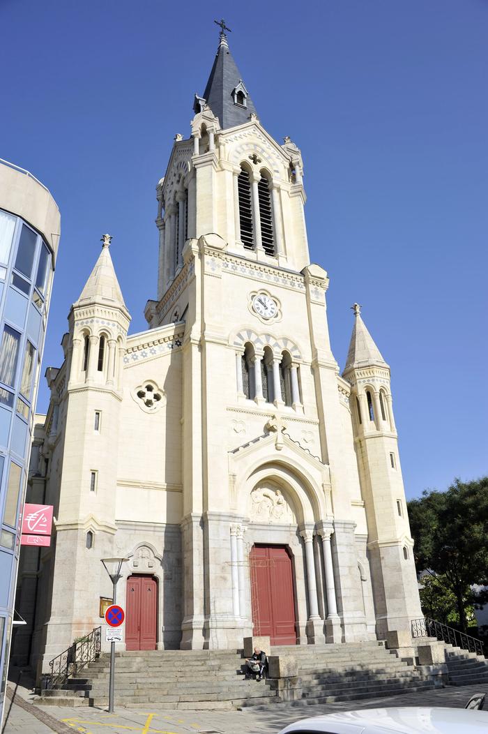 Journées du patrimoine 2019 - Visite libre de l'Eglise Saint-Martin