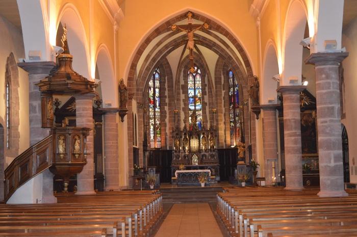 Journées du patrimoine 2019 - Visite libre de l'Eglise Notre Dame de l'Assomption