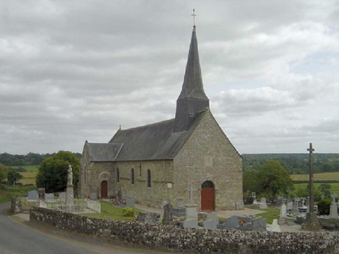 Journées du patrimoine 2019 - Visite libre de la petite église de Saint-Malo