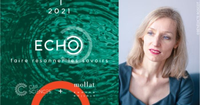 ECHO : Corine Pelluchon - « Les Lumières à l'âge du vivant »