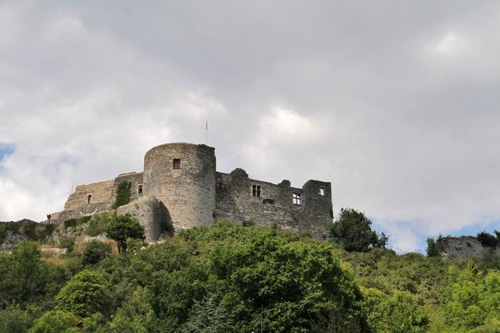 Journées du patrimoine 2020 - Visite non-stop du château-fort de Mâlain
