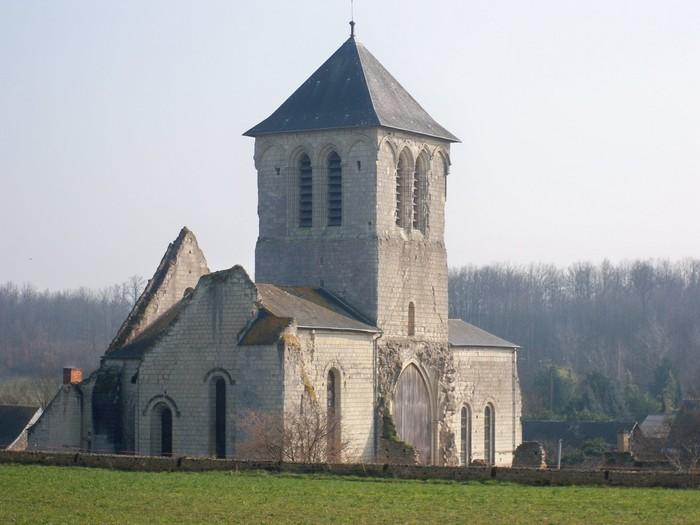 Journées du patrimoine 2019 - Visite de l'abbaye d'Asnières à CIZAY LA MADELEINE