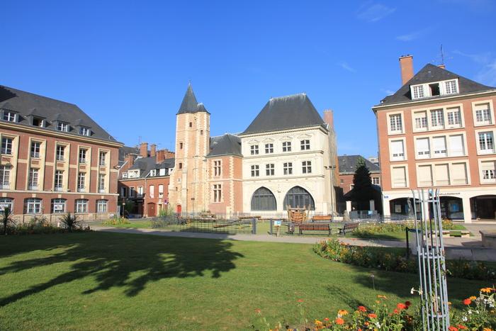 Journées du patrimoine 2020 - Le square Jules Boquet : parcours guidé