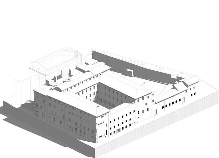 Journées du patrimoine 2020 - Annulé | Expertise et maquette numérique du lycée Sainte Catherine de Sienne : rencontre avec le bureau d'études A-BIME