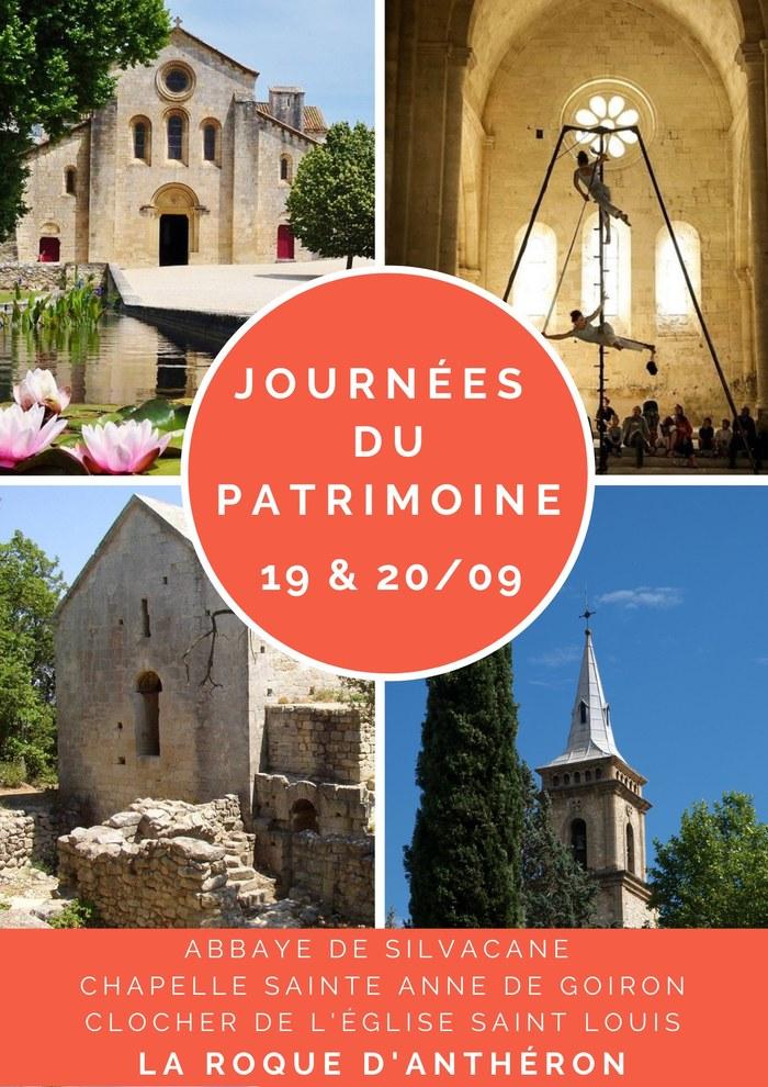 Journées du patrimoine 2020 - Annulé | Visite libre de l'Abbaye de Silvacane