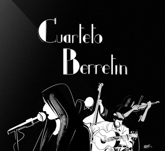 Journées du patrimoine 2019 - Concert avec Cuarteto Berretín