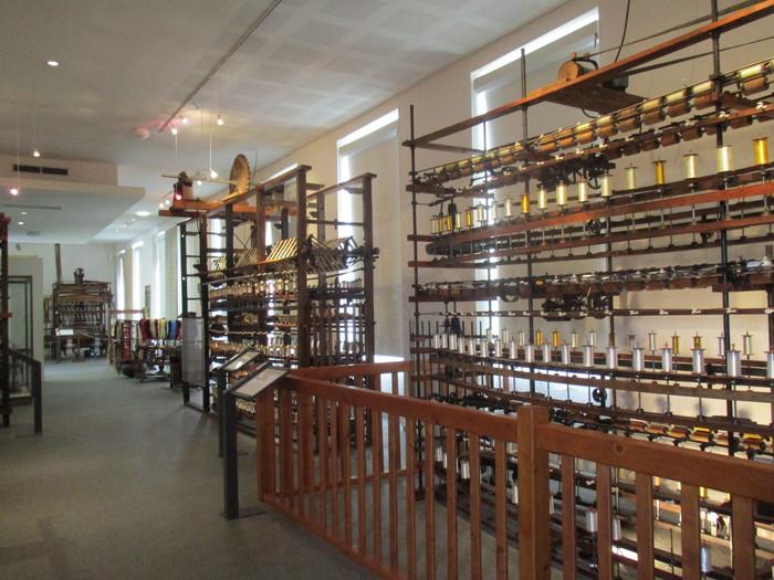 Journées du patrimoine 2019 - Exposition sur la soie