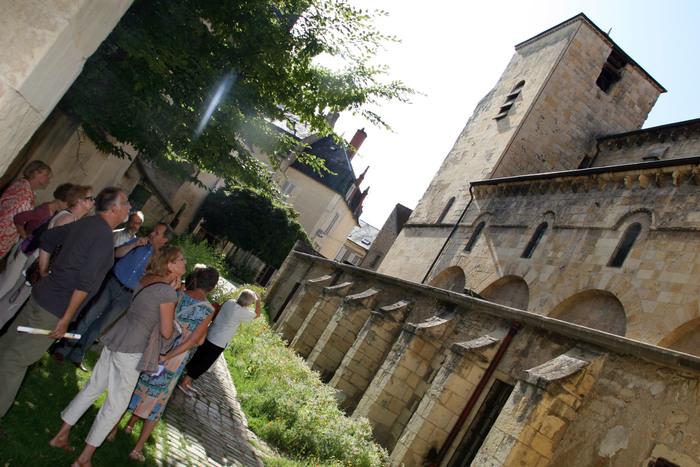 Saint-Etienne, beauté romane