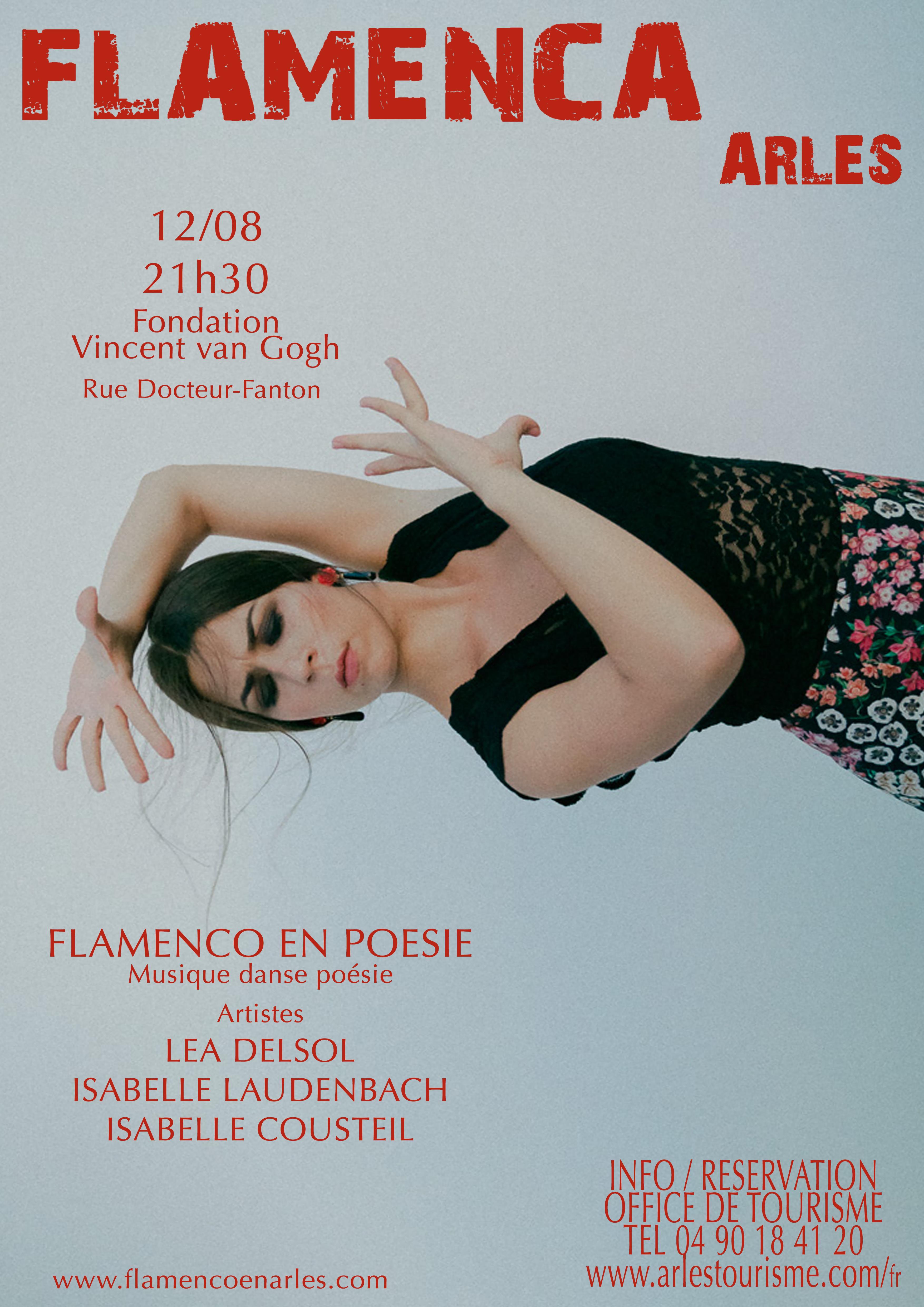 Musique, danse, poésie. projection de film, avec Isabelle Laudenbach, Isabelle Cousteil, Léa Delsol.
