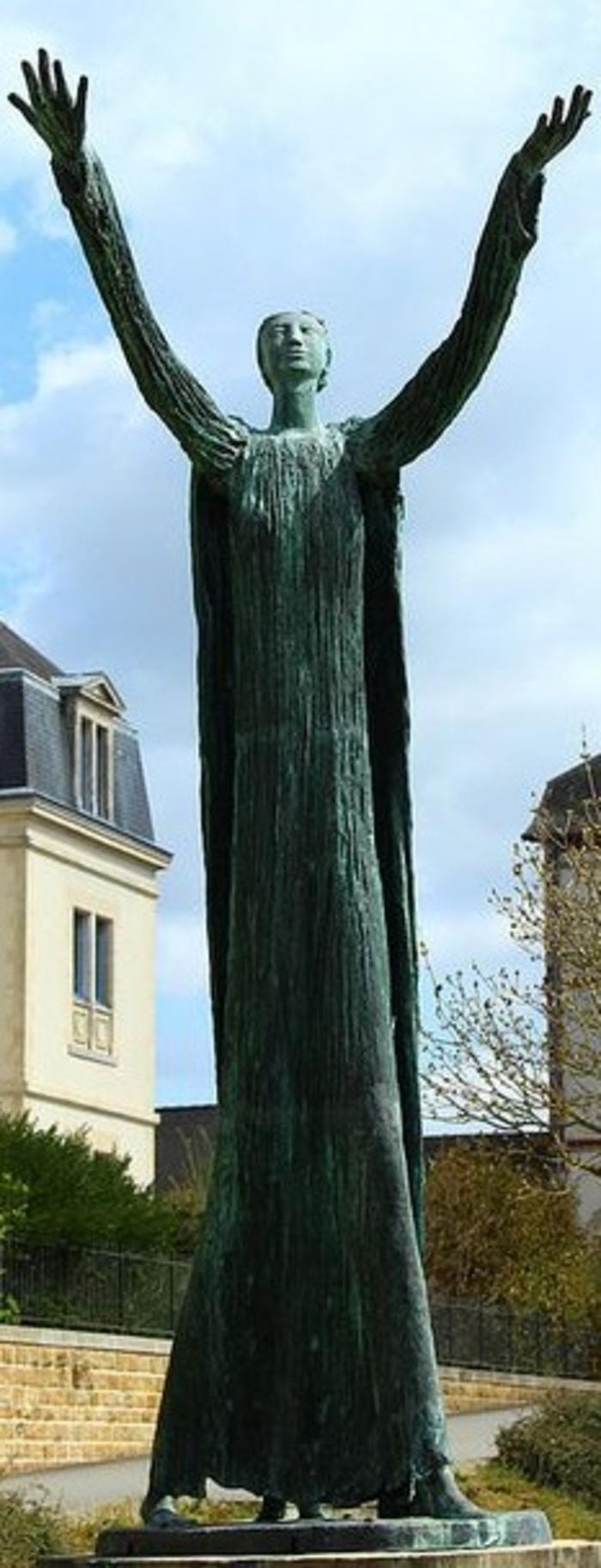 Journées du patrimoine 2020 - Circuit commenté sur les sculptures de Louis DERBRE