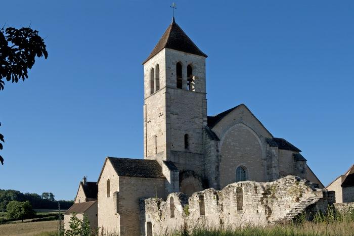 Journées du patrimoine 2019 - Visite libre ou commentée de l'église de Lancharre