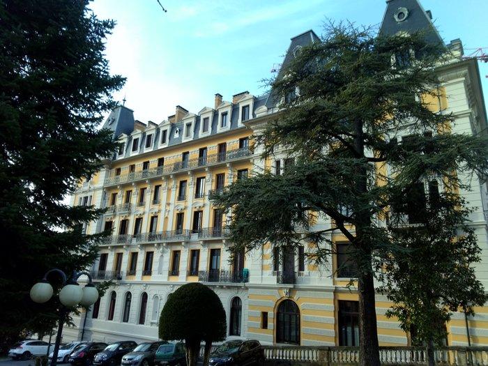 Journées du patrimoine 2019 - L'ancien Palace Bernascon, son Architecture et ses Hôtes