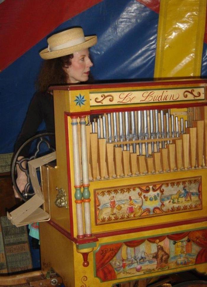 Journées du patrimoine 2019 - Atelier découverte des automates à musique