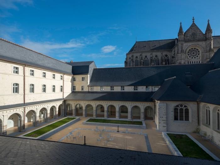 Journées du patrimoine 2020 - Visite guidée du couvent des Jacobins