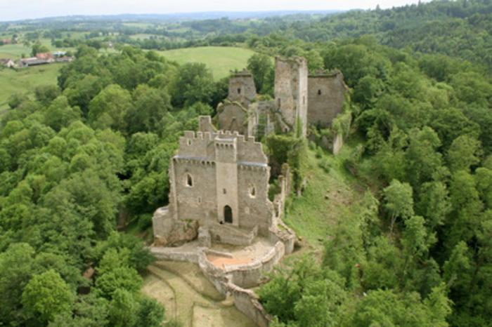 Journées du patrimoine 2019 - Visite guidée du site médiéval de Châlucet