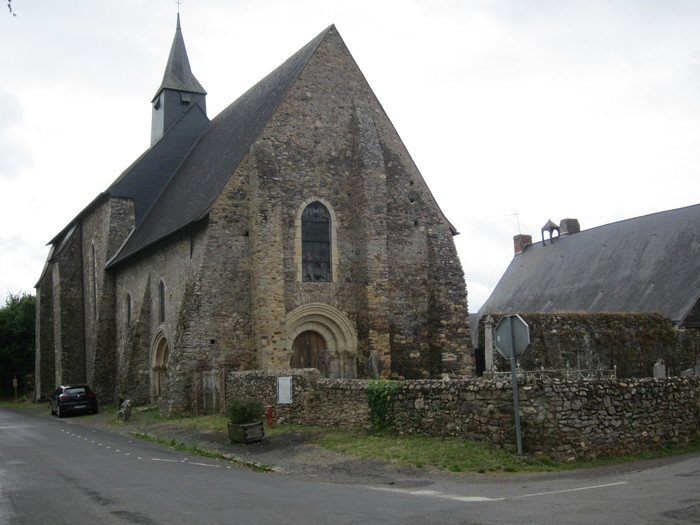 Journées du patrimoine 2020 - Visite de l'Eglise Notre Dame de la Jaillette