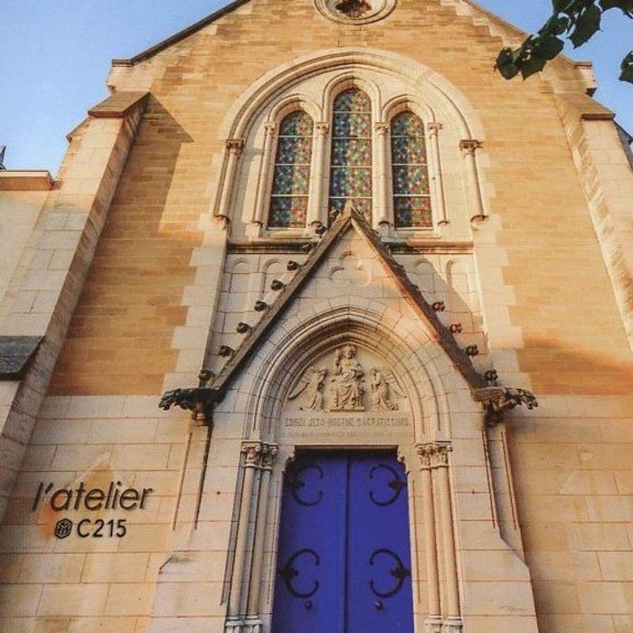 Journées du patrimoine 2020 - Le cabinet ACG vous ouvre les portes d'une chapelle empreinte d'arts et d'histoire.