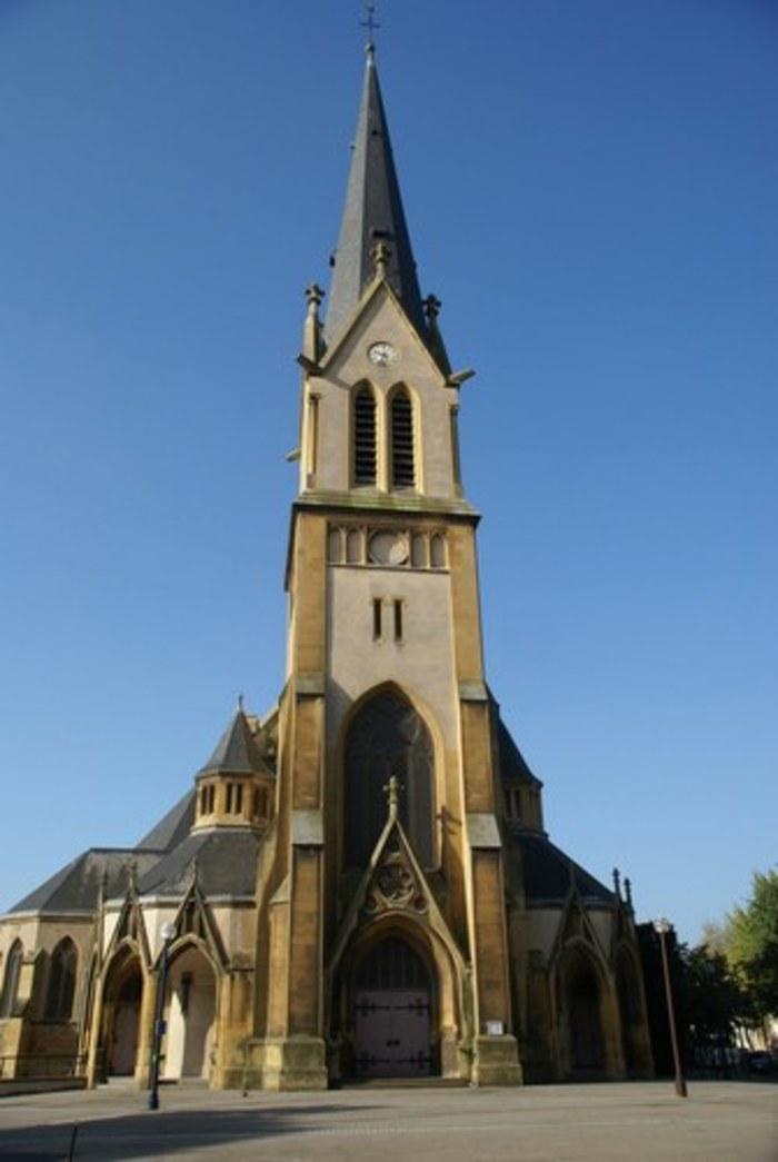 Journées du patrimoine 2019 - Visite de l'église Saint-Fiacre