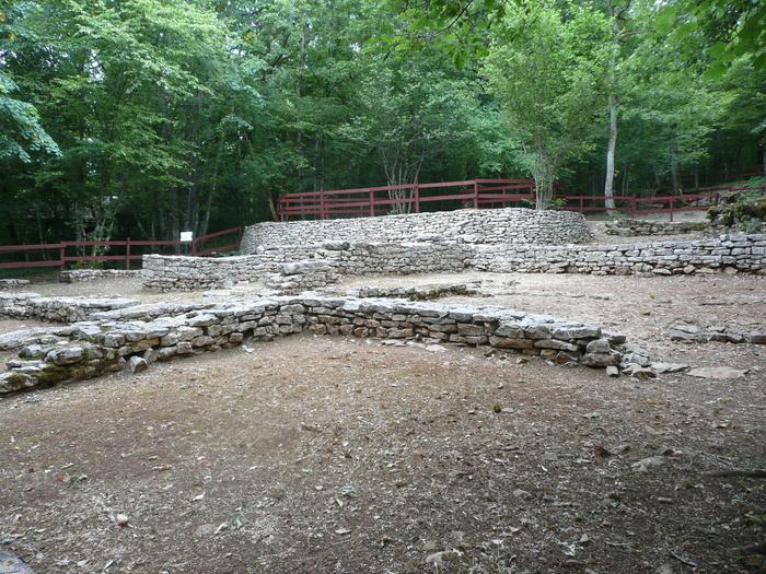 Journées du patrimoine 2019 - Visites commentées du site gallo-romain de l'Écartelot