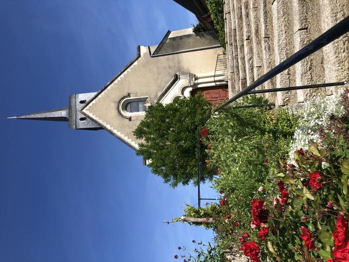 Journées du patrimoine 2020 - Accueil commenté à l'église de Chaumont