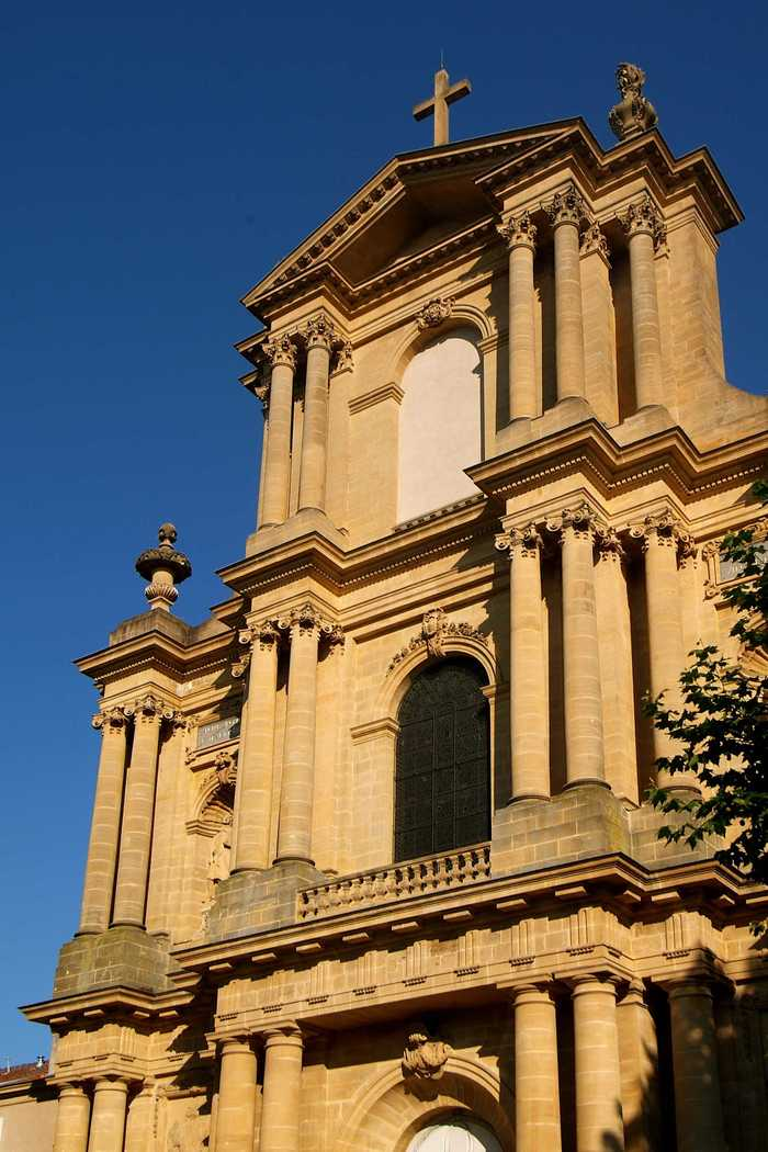Journées du patrimoine 2020 - Visite guidée de la basilique Saint-Vincent