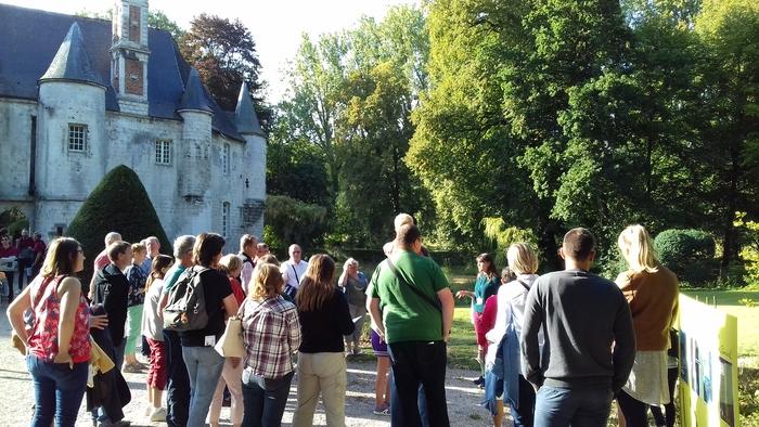 Journées du patrimoine 2020 - Visites guidées au château de Créminil