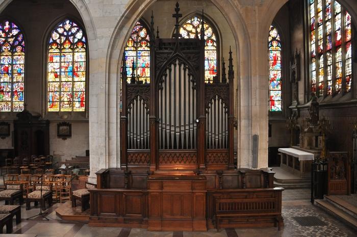 Journées du patrimoine 2020 - Conférence sur le créateur des orgues de l'église Saint-Godard