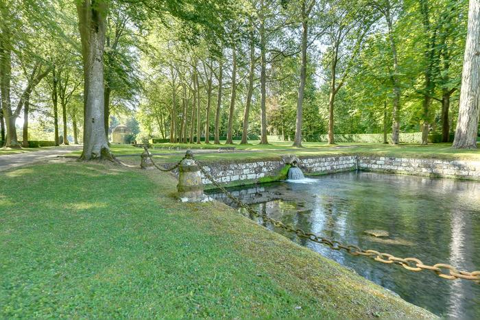 Journées du patrimoine 2019 - Visite du parc du château