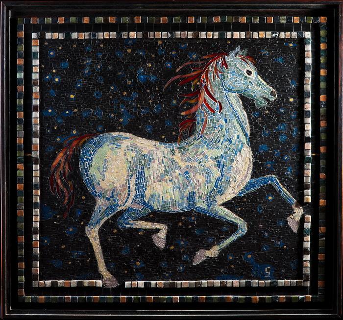 Journées du patrimoine 2020 - Autour de la mosaïque : exposition et ateliers