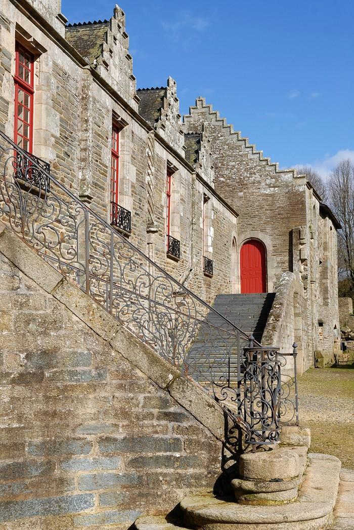 Journées du patrimoine 2020 - Visite guidée du Château des Ducs de Rohan