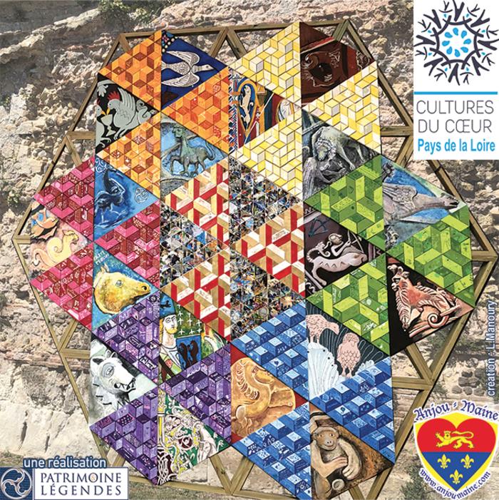Journées du patrimoine 2020 - Présentation de l'Oeuvre