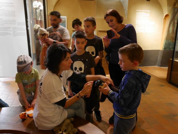 Journées du patrimoine 2019 - Ils sont là pour vous dans le Musée des Arts de la Marionnette !