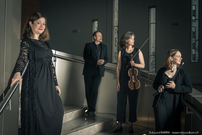 Journées du patrimoine 2019 - Concert : Barbara Strozzi,  Passions et tourments amoureux