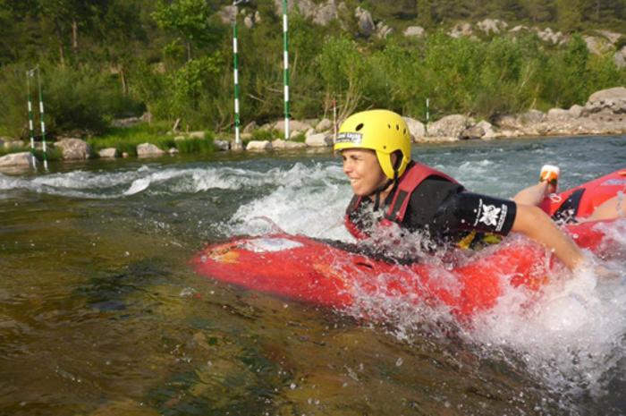 Sensations sportives entre Mer et Canyon