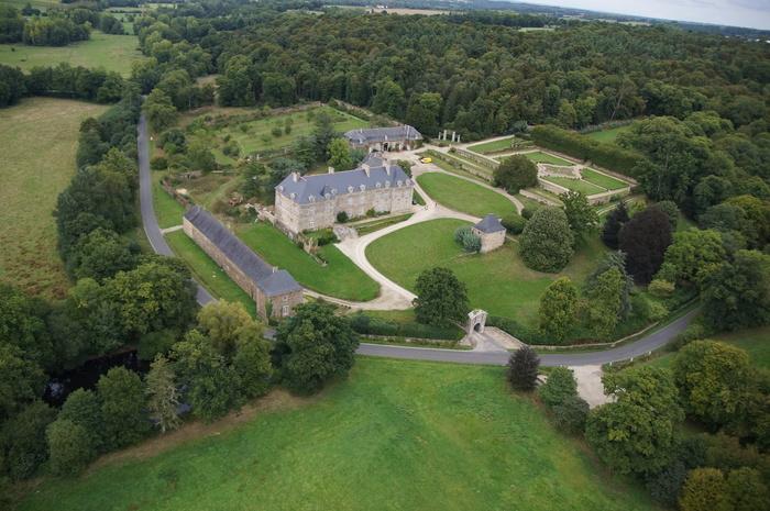 Journées du patrimoine 2020 - Visite du parc du château de Couellan