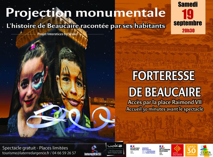 Journées du patrimoine 2020 - Projection monumentale