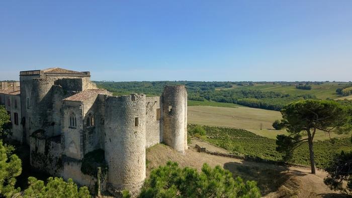 Journées du patrimoine 2019 - Découverte guidée d'une ancienne forteresse médiévale