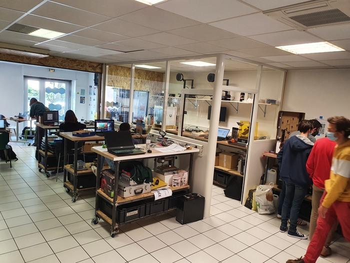Open-Lab du FabLab BEN