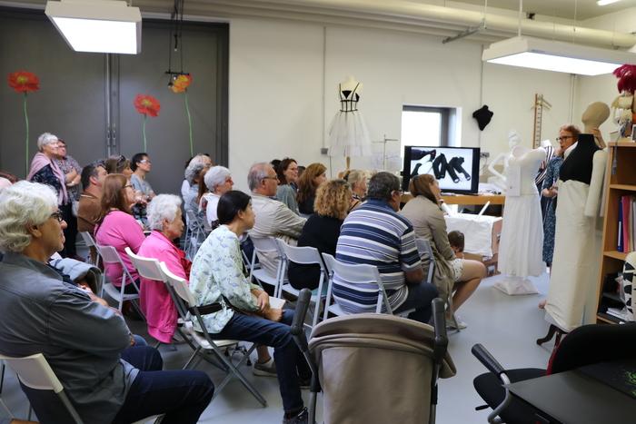 Journées du patrimoine 2020 - Visite guidée des ateliers de conservation