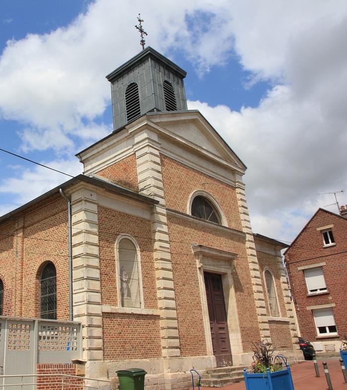 Journées du patrimoine 2020 - L'église Saint-Maurice en visite guidée