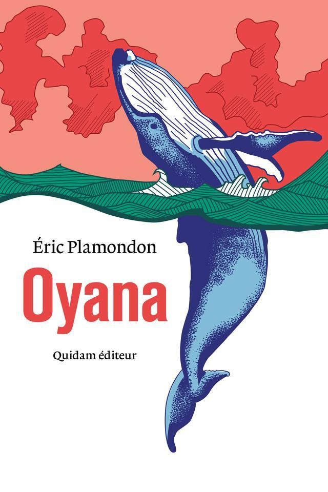 Rencontre le 24 octobre à partir de 18h30 avec Eric Plamondon à l'occasion de la parution de son nouveau roman Oyana.