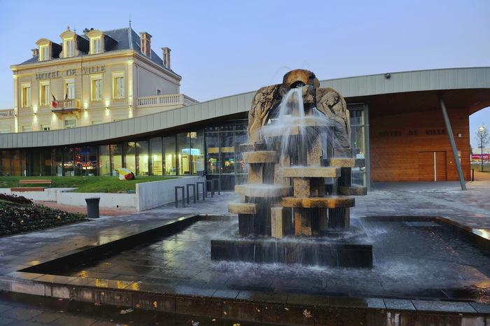 Journées du patrimoine 2020 - Visite guidée de l'Hôtel de Ville de Beaumont