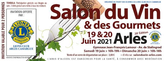 Le traditionnel rendez-vous des gourmets organisé par le Lions Club Arles Camargue.